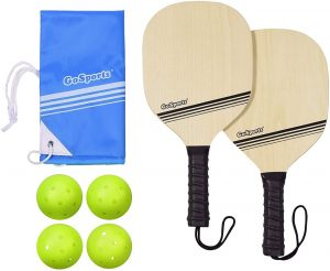 GoSports Wood Pickle Ball Starter